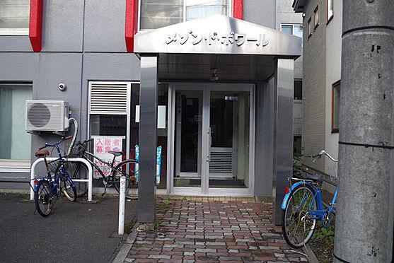 マンション(建物全部)-札幌市白石区菊水二条1丁目 エントランス