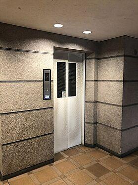 中古マンション-越谷市越ヶ谷 エレベーター