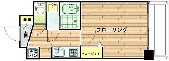 マンション(建物一部)-大阪市福島区海老江3丁目 3点セパレートで清潔感あり。