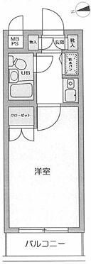 マンション(建物一部)-大田区大森西6丁目 間取り