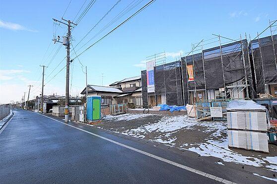 新築一戸建て-石巻市中里6丁目 外観