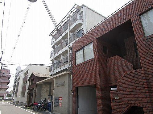 一棟マンション-大阪市東住吉区今川7丁目 並びの外観です