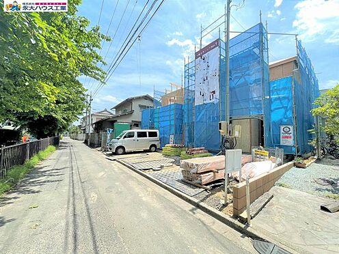 戸建賃貸-仙台市若林区文化町 外観