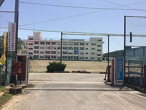 新築一戸建て-仙台市太白区四郎丸字渡道 袋原中学校 約1100m