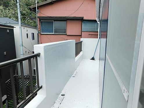 戸建賃貸-横須賀市安浦町3丁目 バルコニー