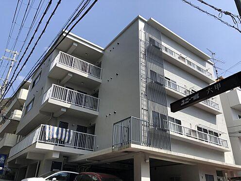 一棟マンション-神戸市灘区鶴甲3丁目 外観