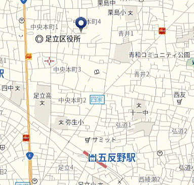区分マンション-足立区中央本町4丁目 その他