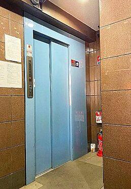 収益ビル-横浜市中区曙町3丁目 共用部