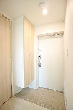 区分マンション-台東区日本堤2丁目 プッシュタイプの玄関ドア
