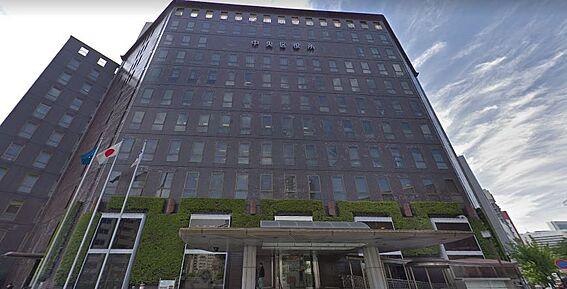 中古マンション-中央区新富1丁目 中央区役所(423m)