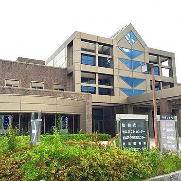 戸建賃貸-仙台市若林区文化町 若林区文化センター  約500m