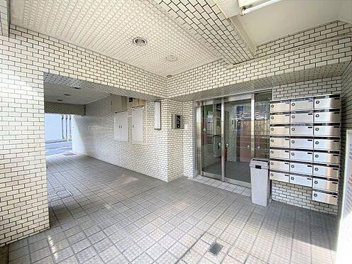 中古マンション-渋谷区南平台町 エントランス