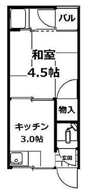 マンション(建物一部)-京都市左京区田中飛鳥井町 使い勝手の良い間取り