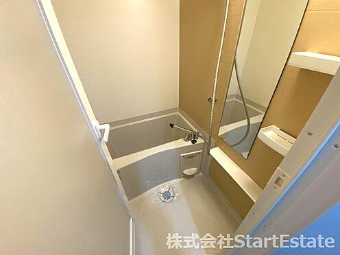 中古マンション-大阪市西区南堀江3丁目 お風呂で日々の疲れを落としましょう