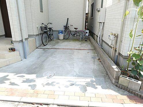 中古一戸建て-足立区大谷田1丁目 カースペース1台分有り(自転車も置けます)