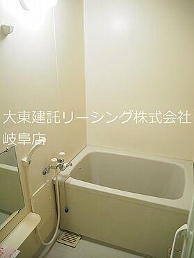 アパート-黒部市天神新 風呂