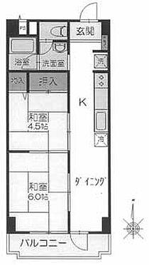 中古マンション-板橋区高島平7丁目 間取り
