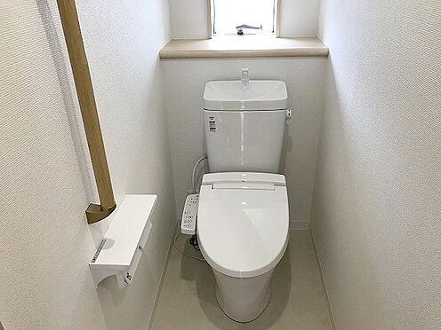 新築一戸建て-神戸市垂水区神陵台5丁目 トイレ