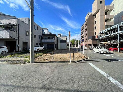 土地-名古屋市東区筒井2丁目 JR中央線・地下鉄東山線「千種」駅まで徒歩約14分。