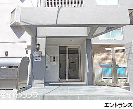 マンション(建物全部)-新宿区余丁町 玄関