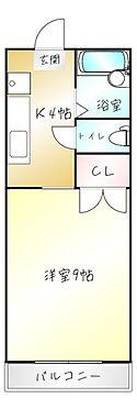 マンション(建物全部)-霧島市隼人町姫城 間取り