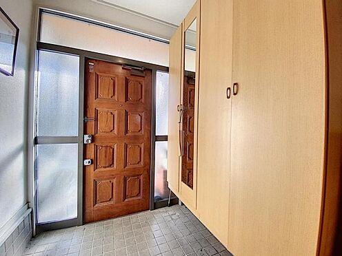 中古一戸建て-福岡市城南区茶山1丁目 玄関は大きな靴箱ございます☆