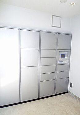 マンション(建物一部)-大阪市浪速区桜川2丁目 便利な宅配ボックス