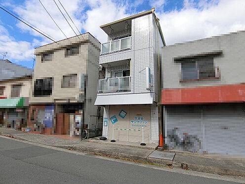 マンション(建物全部)-茨木市高田町 周辺にはコンビニやスーパーなど買物施設多いです