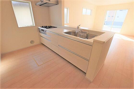 新築一戸建て-仙台市青葉区みやぎ台4丁目 キッチン