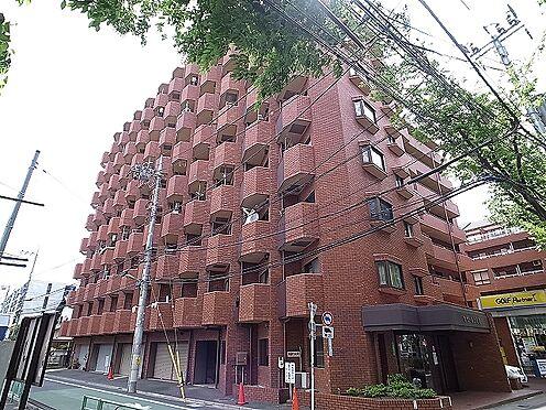 マンション(建物一部)-世田谷区上北沢4丁目 外観タイル貼り