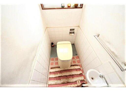 アパート-五條市下之町 トイレ