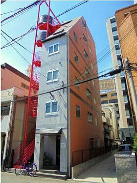 一棟マンション-大阪市東住吉区駒川4丁目 外観