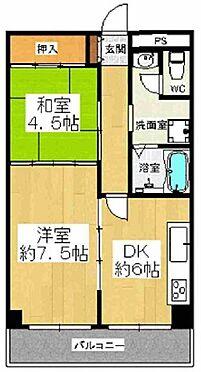 マンション(建物一部)-大阪市城東区東中浜9丁目 使い勝手の良い2DK