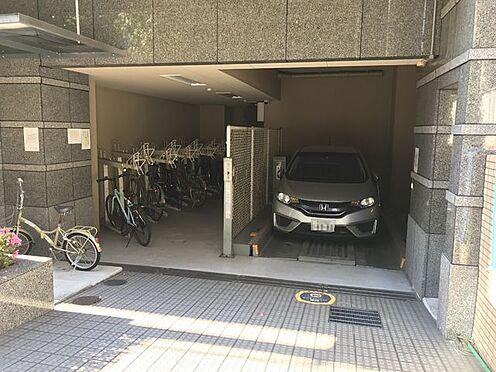 中古マンション-大阪市中央区東高麗橋 駐車場