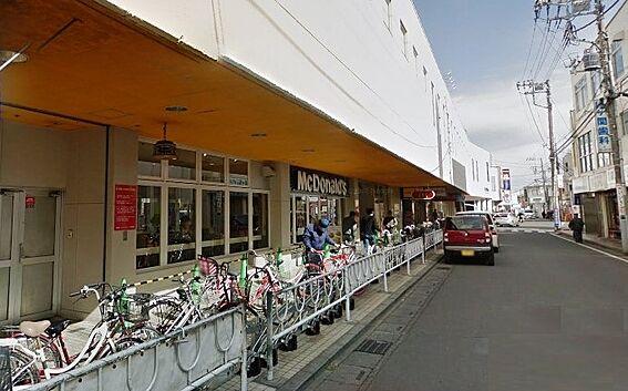アパート-川越市大字小堤 【ファーストフード】マクドナルド東武霞ヶ関店まで1652m