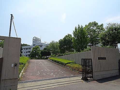 中古マンション-八王子市別所2丁目 八王子市立別所中学校(770m)