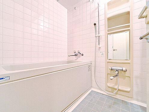 区分マンション-渋谷区恵比寿3丁目 追い焚き機能付きの浴室 (CGで作成したリフォームイメージです)