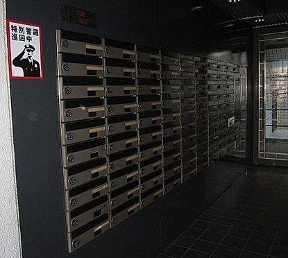 マンション(建物一部)-神戸市中央区北長狭通7丁目 便利なメールBOX