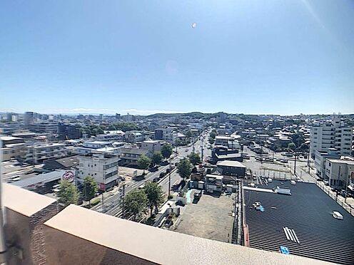 中古マンション-名古屋市天白区島田1丁目 13階建9階部分のため日当たり、通風、眺望良好です!