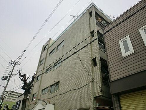 マンション(建物一部)-大阪市平野区長吉川辺1丁目 落ち着いた外観です
