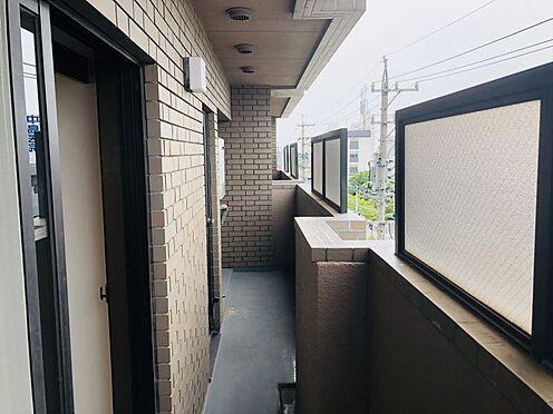 中古マンション-名古屋市千種区自由ケ丘2丁目 バルコニー