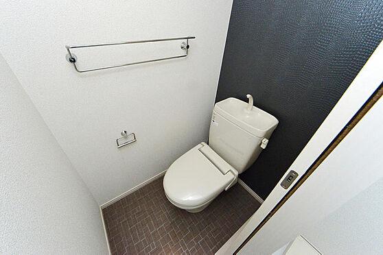 アパート-町田市原町田2丁目 トイレ。