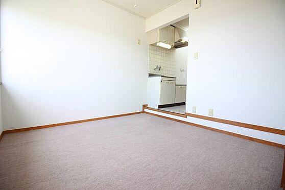 アパート-横須賀市長沢3丁目 空室ダイニング