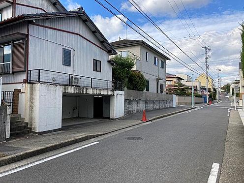 土地-名古屋市名東区勢子坊2丁目 建築条件無しの為お好きなハウスメーカーで建築可能です。