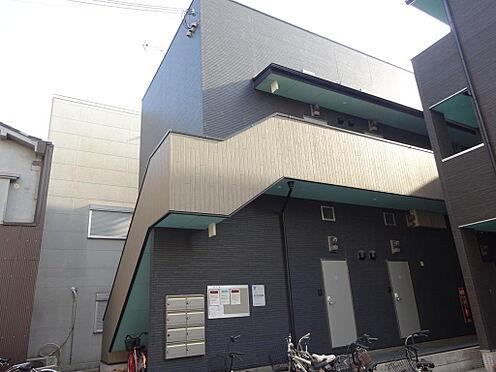 アパート-大阪市平野区加美東4丁目 外観
