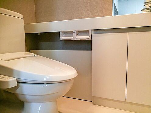 中古マンション-八王子市子安町4丁目 トイレ