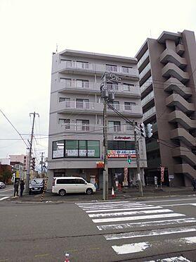 マンション(建物全部)-札幌市北区北二十一条西5丁目 前面道路