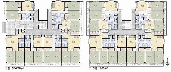 マンション(建物全部)-江戸川区瑞江1丁目 間取り