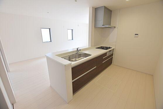 新築一戸建て-仙台市泉区将監13丁目 キッチン