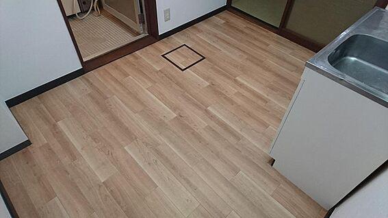 マンション(建物一部)-豊島区池袋3丁目 キッチン